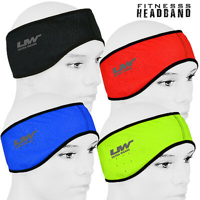 Ultra Cycling Headband Ear Warmer Thermal Windproof Running Head Band Once Size • 3.99£
