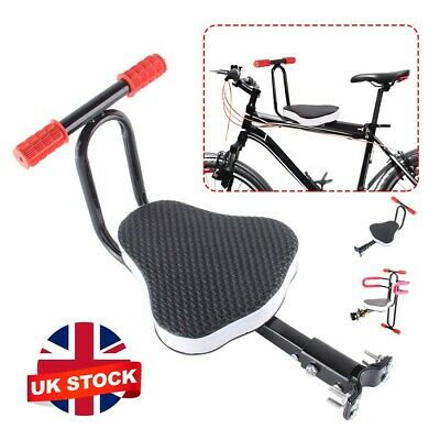 Bicycle Bike Front Seat Safety Stable Baby Child Kids Chair Child Seat Bike • 7.79£