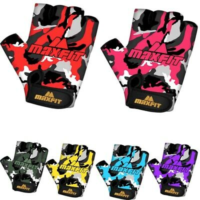 Junior Kids & Girls Cycling Gloves Padded Bicycle Cycle BMX Gloves Children  • 5.99£