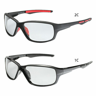 Mens Sport Bike Sunglasses Bicycle Cycling Riding Fishing Glasses Outdoor MTB UK • 5.66£