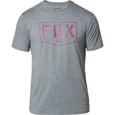 Fox Shield SS Tech Tee Heather Graphite • 19.99£