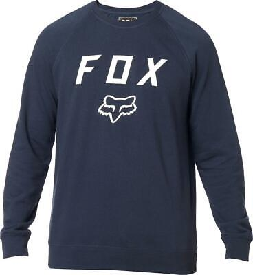Fox Legacy Crew Pullover Blue • 24.99£