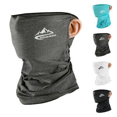 Bicycle Cycling Headscarf Face Mask Sunscreen UV Protection Neck Gaiter Scarves • 5.69£