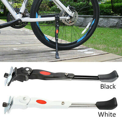 Heavy Duty Adjustable Mountain Bike Bicycle Cycle Prop Side Rear Kick Stand ! • 9.79£