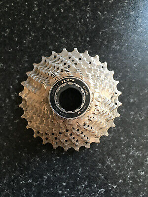 Shimano 105 CS-5800 11 Speed Cassette 11-28T - Silver, Used • 6.19£