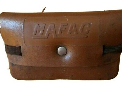 Viintage 1950's MAFAC Cycle Repair Set With 8 Pieces And Pouch • 25£