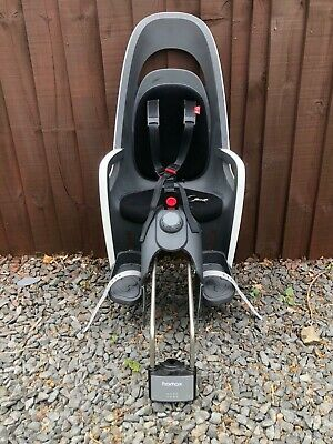 Hamax Caress Pannier Rack Mounted Child Seat With Lockable Mount • 41£