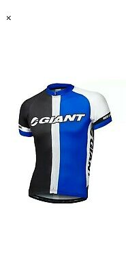 Giant Race Day S/S Jersey Short Sleeve Man M Size • 17.50£