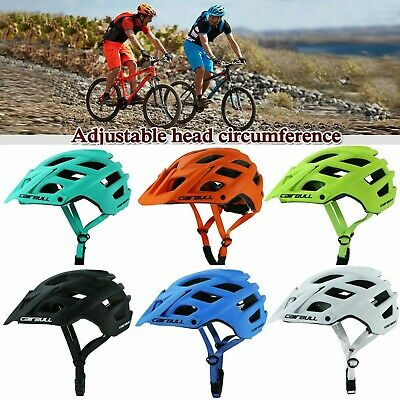 CAIRBULL Unisex Road Cycling Visor MTB Bicycle Mountain Bike Sport Safety Helmet • 23.99£