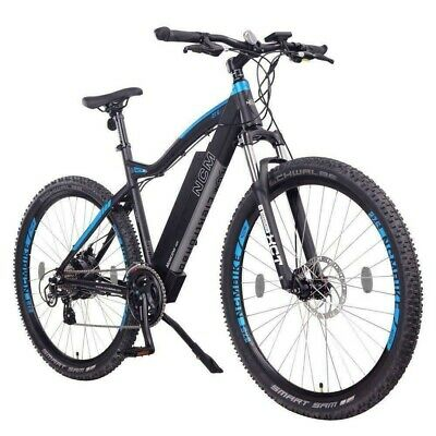 NCM Moscow 27,5  Electric Mountain Bike E-Bike 250W E-MTB 48V 13Ah Raffle Ticket • 4.99£
