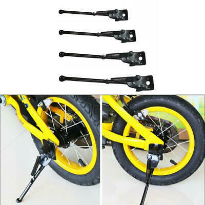 Kids Bike Side Kickstand Foot Bicycle Parking Stand Support 14-20 Inch Child &kn • 5.85£