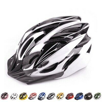 Cycling Bike Helmet Adult Bicycle Rode MTB Mens Ladies Adjustable Safety Helmet • 11.99£