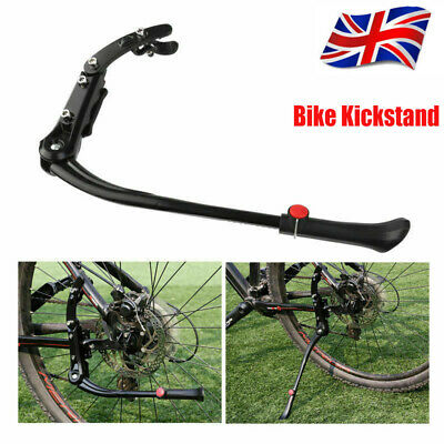 Adjustable Mountain Bike Kickstand Bicycle Cycle Prop Side Rear Kick Stand MTB • 9.11£