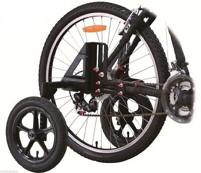 Adult Bike Stabilisers Mobility Training Wheels - Fits All Wheel Sizes RRP£150 • 114.99£