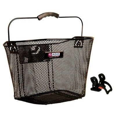 Adie Front Mesh Basket With Holder • 14.24£