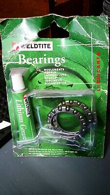 Weldtite Bearings And Grease • 1.10£