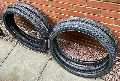 6x Mountain Bike Tyres - Used But In Good Condition. • 19.99£