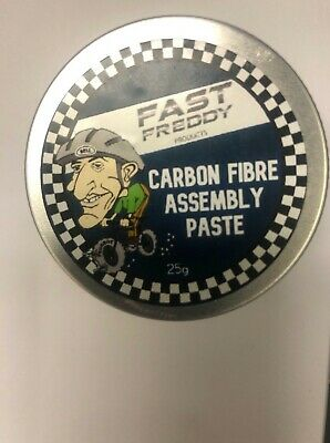 Carbon Fibre Gripper Paste Fast Freddy 25g • 4.99£