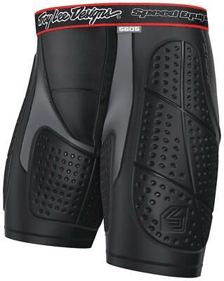 Troy Lee Designs 5605 Full Protective Shorts Black • 72£