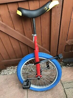 Ouax Circus Unicycle • 26£