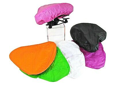 Waterproof Bike Seat Cover Purple Elasticated • 2.95£