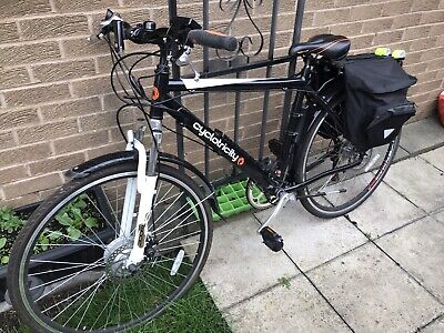 Mens Electric Bike Used Excellent Condition 6 Speed 3 Power Settings • 575£