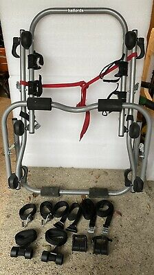 Car Bike Rack 3 Bikes - Complete - Hardly Used • 20£