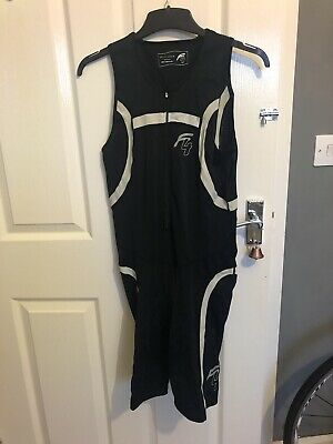 Mens F4 Triathalon Suit Large Worn Once!! • 12£
