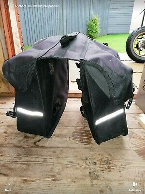 Double Pannier For Bicycle • 5£