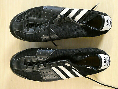 Vintage Adidas Eddy Merckx Cycling Shoes - Eroica UK Size 4 • 14.30£
