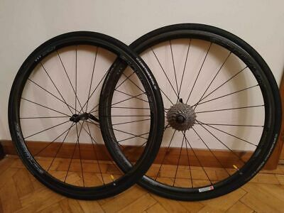 Reynolds Attack 700c Wheelset Clincher (tubeless Compatible) Year 2017 • 375£