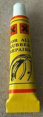 Bike Glue Rubber Solution For Puncture Repairs • 2.19£