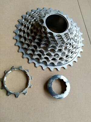 SRAM Red Cassette 11 Speed 11-32 Teeth With 5 Matching Chains • 62£