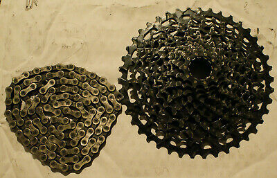 Sram 10-42 PG1150 Cassette (XD/XDR) And PC1130 Chain • 21£