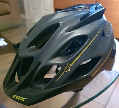 Fox Racing Flux Mtb Helmet XL • 30£