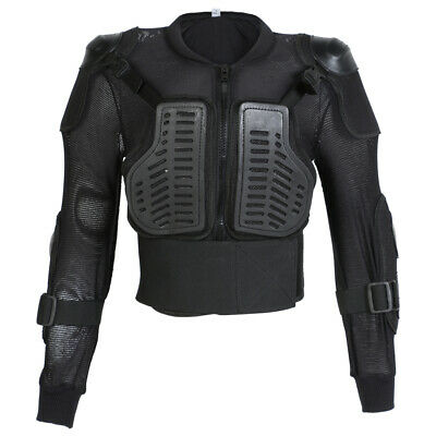 Kids / Boys Motocross MX Protection Under Jacket CE Approved Body Armour Top • 29.99£