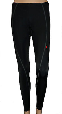 Womens Anti-bac Gel Padded Thermal Winter Cycle Cycling Leggings Trousers  • 18.95£