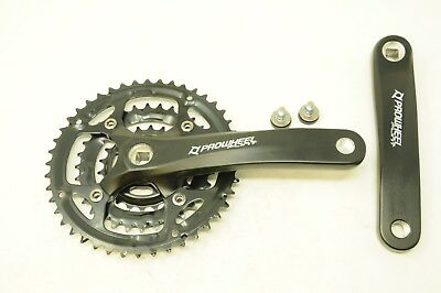 PROWHEEL FLINT 401 9 SPEED MTB BIKE TRIPLE CHAINWHEEL CRANK SET 22/32/44 175mm  • 18.99£