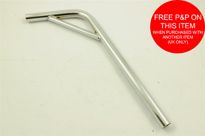 MK 2 RALEIGH BURNER/OLD SCHOOL BMX 22.2mm BRACED LAYBACK SEAT POST 1.8mm THICK • 19.99£