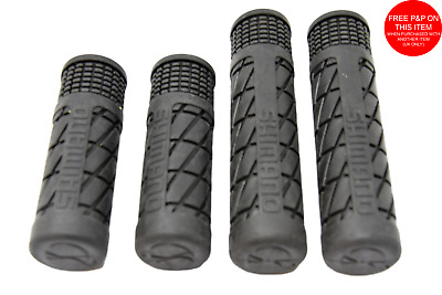 SHIMANO HANDLEBAR GRIPS FOR REVOSHIFT TWISTGRIP TYPE SHIFTERS CHOOSE 90 Or 120mm • 5.99£