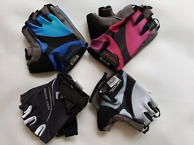 Cycling Gloves Half Finger Sports Gloves • 3.99£