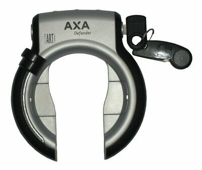 AXA Defender Bicycle Lock -£21.77- EBike - Sold Secure Silver - Cable Compatible • 21.77£