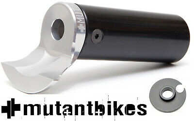 Mutant Bikes Peguard V2 Peg  One Piece Peg And Hub Guard  • 24.99£