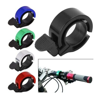 Mountain Bike Bicycle Bell Invisible Bell Handlebar Ring Aluminum Alloy Q Design • 5.99£