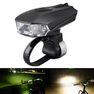 Bicycle Cycling USB Rechargeable LED Head Front Light Rear Tail Lamp MTB Bike HH • 10.99£