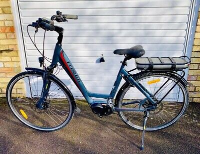 FREEGO Martin City Step Through Electric Bicycle • 875£