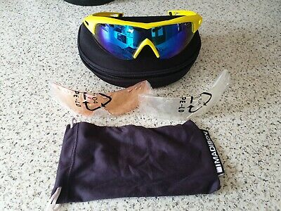 Madison Recon Bike/Cycling Sunglasses 3 Lens Pack • 17£