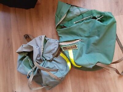 Pair Karrimor Cycle Panniers Vintage Retro Reconstruction Glory Days : Described • 0.99£