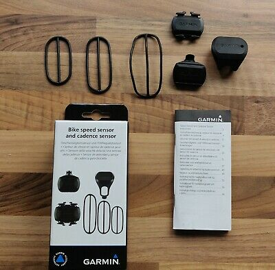 Garmin Bike Speed And Cadence Sensor. Used. New And Spare Batteries Inc. Ant+ • 41£