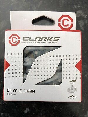 Clarks Bicycle Chain (NEW!) • 5.50£